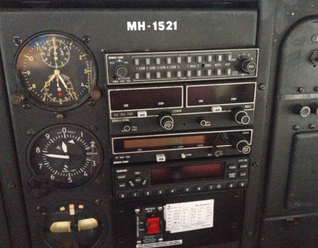 1958 Max Holste MH1521 Broussard for sale