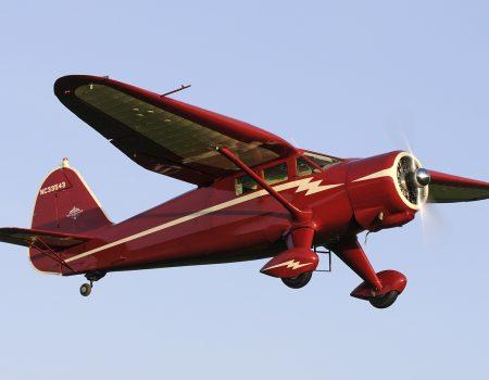 Stinson Gullwing V-77 - 1944