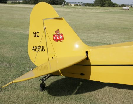 1945 Piper J3 Cub. Mint condition.
