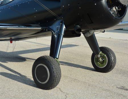1941 Boeing Stearman for sale - P&W R985. Custom