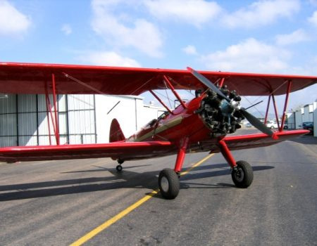 1946 Boeing Stearman for sale