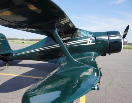 Beech Staggerwing for sale